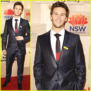Ryan Kwanten: Inside Film Awards!