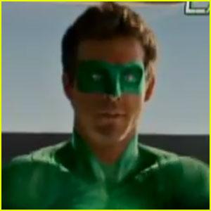 Ryan Reynolds: 'Green Lantern' Sneak Peek!