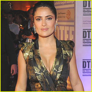 Salma Hayek: New Telenovela Coming to ABC!