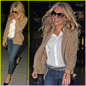 Sienna Miller: Back to London Town!