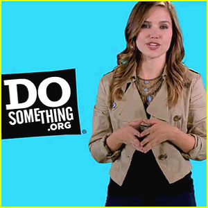 Sophia Bush Fights Climate Change -- With A Facebook Game!