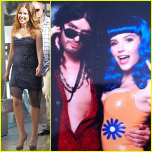 Sophia Bush & Austin Nichols: Katy & Russell for Halloween!