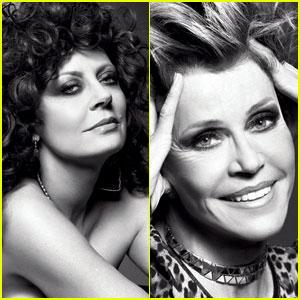 Susan Sarandon & Jane Fonda: Who Cares about Age!