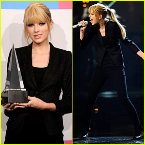 Taylor Swift: AMAs Performance Video - Watch Now!