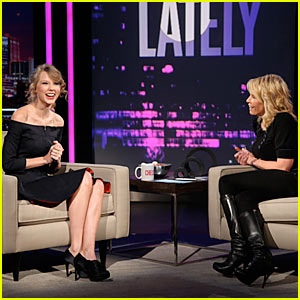 Taylor Swift on 'Chelsea Lately' Tonight!