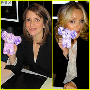 Tina Fey & '30 Rock' Cast: Elephant Project Proud!