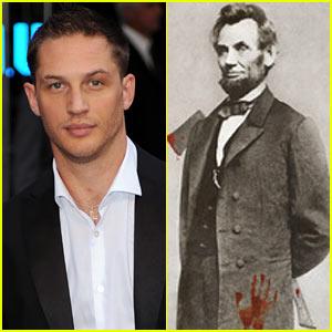 Tom Hardy Set for 'Abraham Lincoln: Vampire Hunter'?
