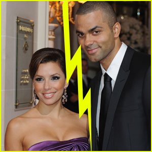 Eva Longoria & Tony Parker Divorce?