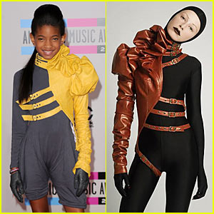 Willow Smith's AMAs Stylist Revealed -- Exclusive