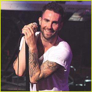 Maroon 5: Playing at Critics' Choice Movie Awards!