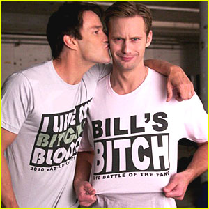 Alexander Skarsgard & Stephen Moyer: Battle of the Fang Ends!