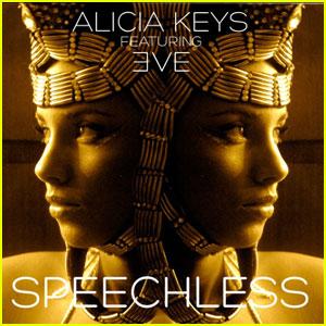 Alicia Keys Is 'Speechless' -- First Listen!