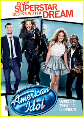 American Idol: Promo Poster Revealed!