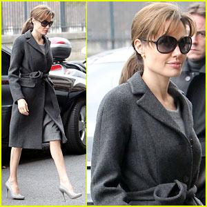 Angelina Jolie Has Dark Sense of Humor, Says Depp