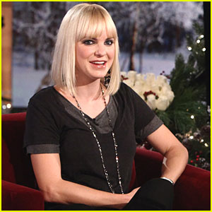 Anna Faris: I Accidentally Sexted My Dad!