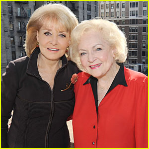 Barbara Walters to Betty White: You're Fascinating!