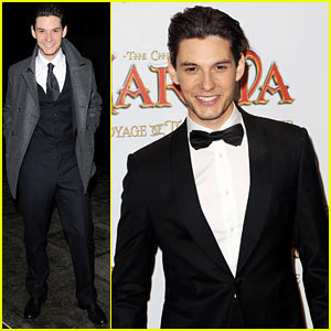 Ben Barnes: 'Chronicles of Narnia' UK Premiere!