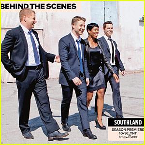 Ben McKenzie: 'Southland' Season 3 Sneak Peek!