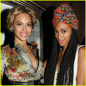 Beyonce: Marquee Nightclub Opening with Solange!