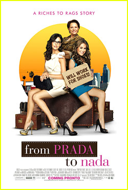 Camilla Belle: New 'Prada to Nada' Stills!