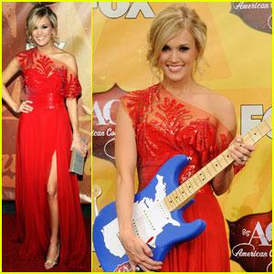 Carrie Underwood: American Country Awards Top Winner!