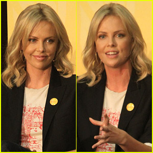 Charlize Theron: Living Peace Series