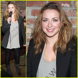 Charlotte Church: Acoustic Set with Jonathan Powell