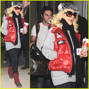 Christina Aguilera: 'Thrilled' about Golden Globe Nod!