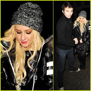 Christina Aguilera & Matt Rutler: Mahiki Mates