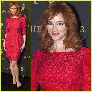 Christina Hendricks: Johnnie Walker House
