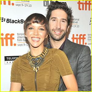 David Schwimmer & Zoe Buckman: Expecting a Baby!
