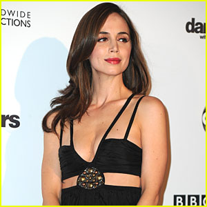 Eliza Dushku Leaves 'Bird Dog'