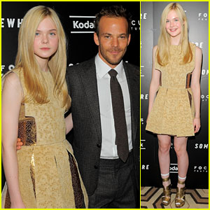 Elle Fanning: 'Somewhere' NYC Premiere with Stephen Dorff!