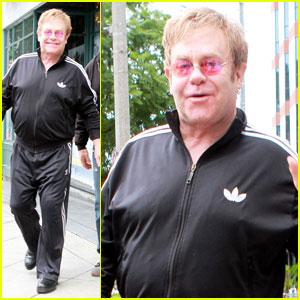 Elton John: I Feel 'Blessed & Lucky' with New Son