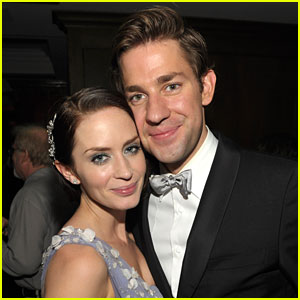 John Krasinski & Emily Blunt: Ballet with the Family!