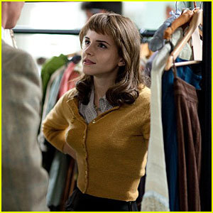 Emma Watson: 'My Week With Marilyn' -- FIRST LOOK!
