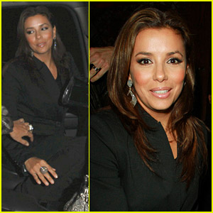 Eva Longoria: Safe With Security