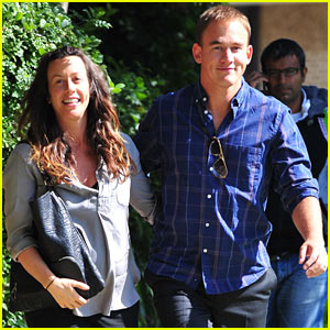 Alanis Morissette's New Son -- Ever Imre!