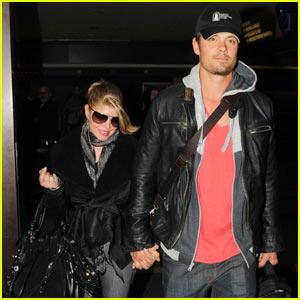 Fergie: Fargo with Josh Duhamel!