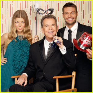 Fergie: New Year's Rockin' Eve Host!