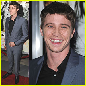 Garrett Hedlund: 'Country Strong' Premiere in Beverly Hills!