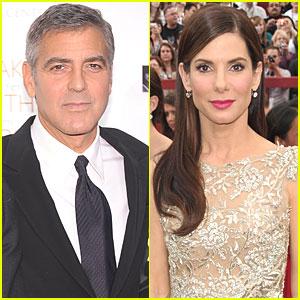 George Clooney: 'Gravity' with Sandra Bullock!