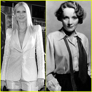 Gwyneth Paltrow: Marlene Dietrich in TV Movie?