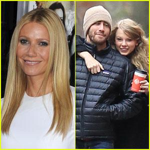 Gwyneth Paltrow: Matchmaker for Jake Gyllenhaal & Taylor Swift?