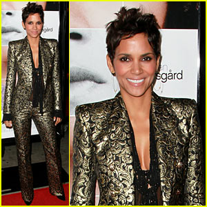 Halle Berry: 'Frankie & Alice' Premiere!