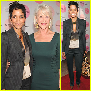 Halle Berry & Helen Mirren: Women in Entertainment Breakfast!