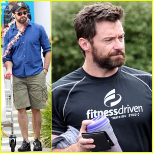 Hugh Jackman Is a Melbourne Man