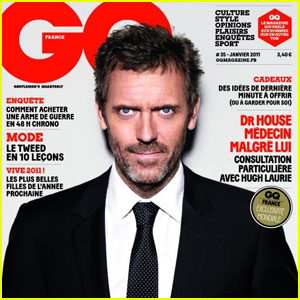 Hugh Laurie: Going to Turn My House Upside Down!