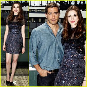 Jake Gyllenhaal & Anne Hathaway: Press Tour Twosome