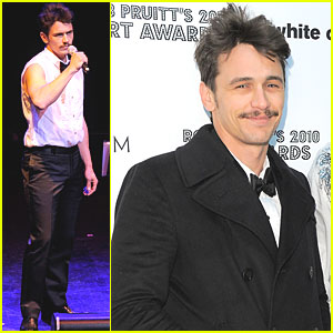 James Franco Kisses James Franco